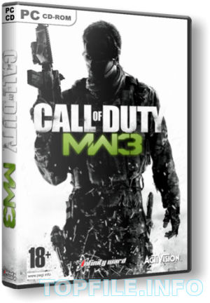 Call of Duty: Modern Warfare 3 Remastered (RUS)