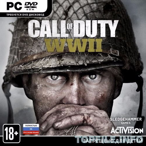 Call of Duty: WWII - Digital Deluxe Edition (2017) PC | Лицензия